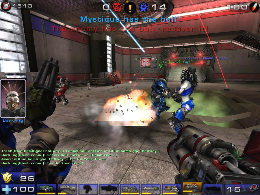 Game of the week march 7 2012 unreal tournament 2004 for Unreal tournament 2003