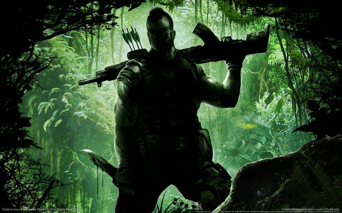 Retro Review: Turok (2008)