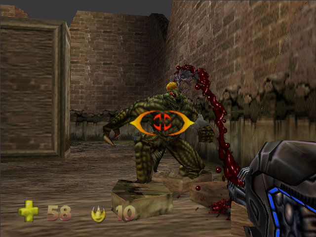 Turok in Gaming: a History.