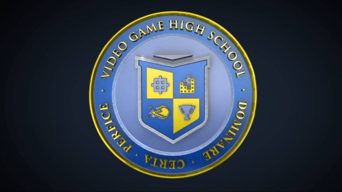 Video Game High School Season 1 Review